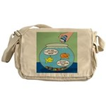 Filet of Fish Messenger Bag