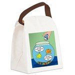 Filet of Fish Canvas Lunch Bag