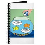 Filet of Fish Journal
