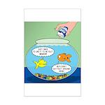Filet of Fish Mini Poster Print