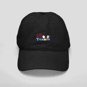 Just Play Tennis Baseball Hat