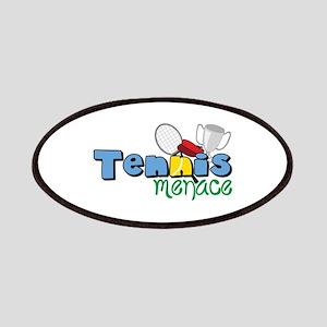 Tennis Menace Patches