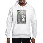 Frankenstein Fathers Day Hooded Sweatshirt