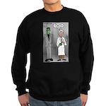 Frankenstein Fathers Day Sweatshirt (dark)