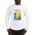 Fathers Day Discovery Long Sleeve T-Shirt