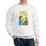 Fathers Day Discovery Sweatshirt