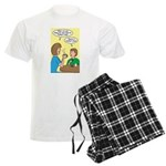 Fathers Day Discovery Men's Light Pajamas