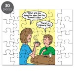 Fathers Day Discovery Puzzle