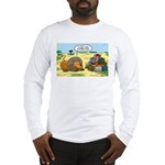 Lion Fathers Day Long Sleeve T-Shirt