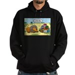 Lion Fathers Day Hoodie (dark)