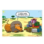 Lion Fathers Day Postcards (Package of 8)