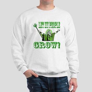 Green Moses Sweatshirt