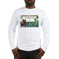 Spider Fathers Day Long Sleeve T-Shirt