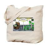 Spider Fathers Day Tote Bag
