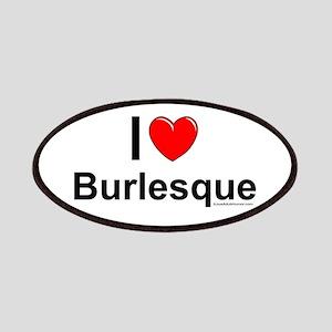 Burlesque Patches