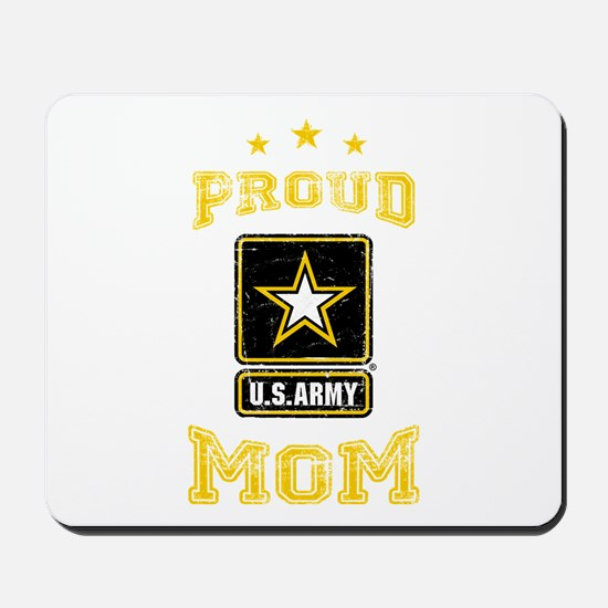 US Army proud Mom Mousepad