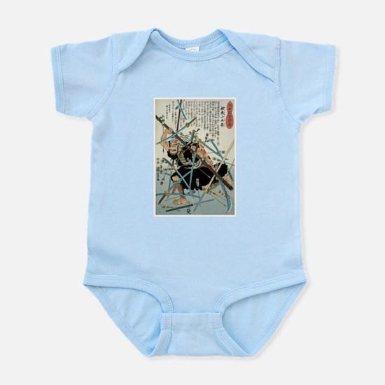Samurai Negoro-no Komizucha Infant Bodysuit
