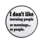 I Don't Like Morning People 3.5