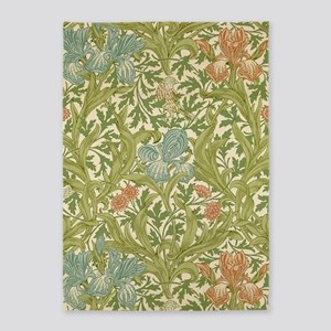 William Morris Iris 5'x7'Area Rug