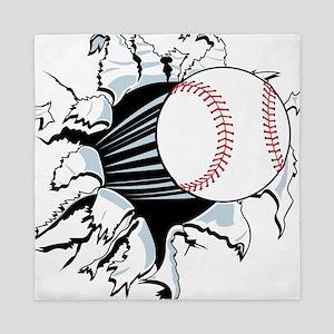 Breakthrough Baseball Queen Duvet