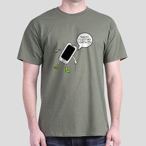 Shoot Contacts T-Shirt