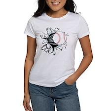 Breakthrough Baseball Women's T-Shirt