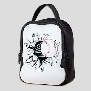 Breakthrough Baseball Neoprene Lunch Bag