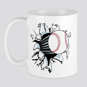 Breakthrough Baseball Mug