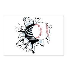 Breakthrough Baseball Postcards (Package of 8)