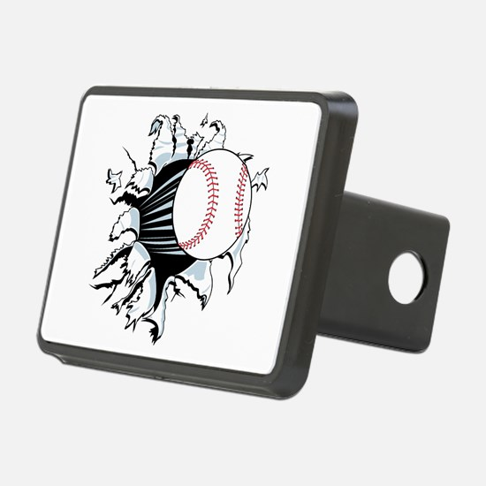 Breakthrough Baseball Hitch Cover