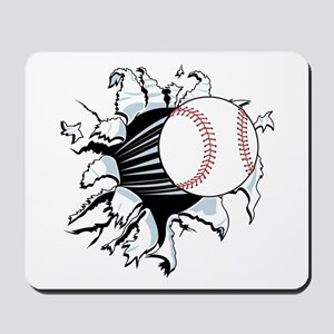 Breakthrough Baseball Mousepad
