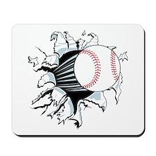 Breakthrough Baseball Mousepad