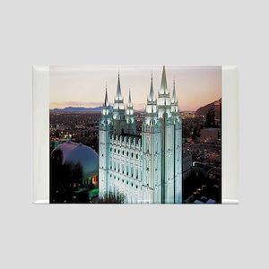 Salt Lake City Temple Magnets