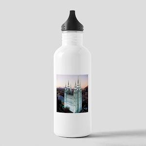 Salt Lake City Temple Water Bottle