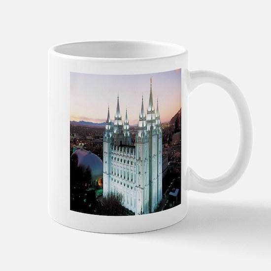 Salt Lake City Temple Mugs