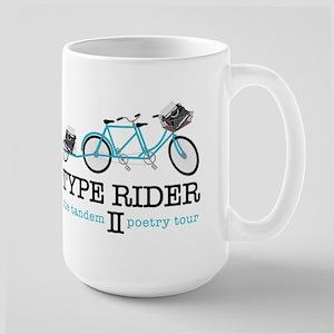 Type Rider II Mugs