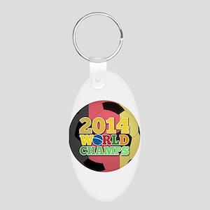 2014 World Champs Ball - Belgium Keychains