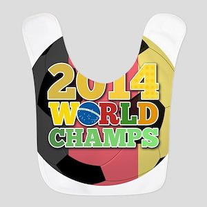 2014 World Champs Ball - Belgium Bib