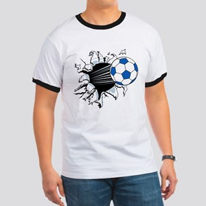 Breakthrough Soccer Ball Ringer T