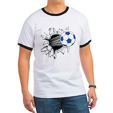 Breakthrough Soccer Ball Ringer T