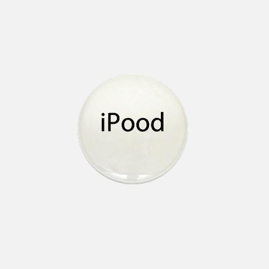 iPood Baby Humor Mini Button