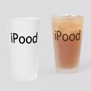 iPood Baby Humor Drinking Glass