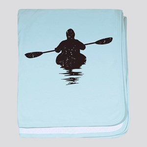 Kayaking baby blanket