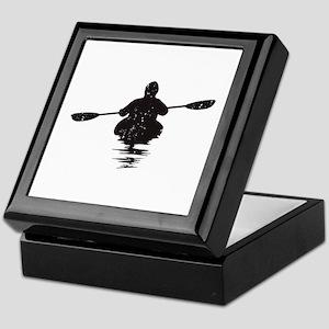 Kayaking Keepsake Box