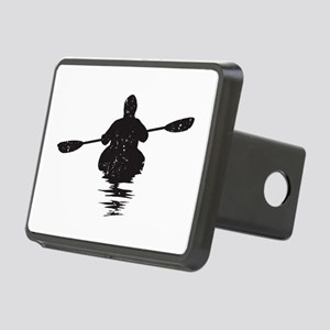 Kayaking Rectangular Hitch Cover