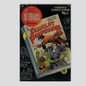The Scarlet Pimpernel Postcards (package Of 8)