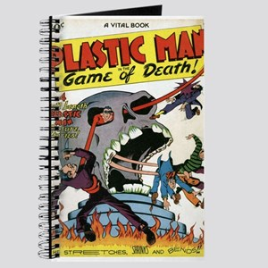 Plastic Man Issue #1 Writing Journal