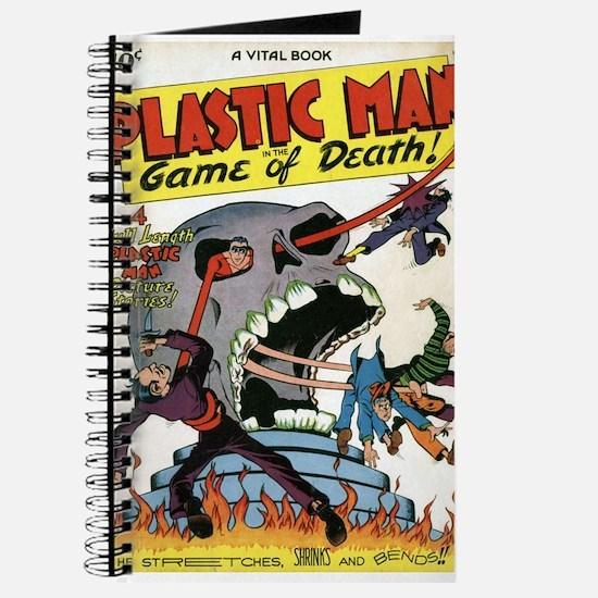 Plastic Man Issue #1 Writing Journal