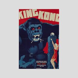 Original King Kong Rectangle Magnets