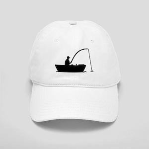 Angler Fisher boat Cap